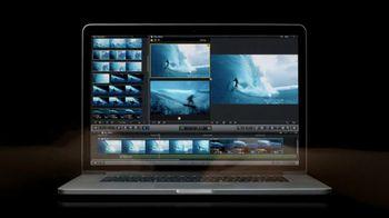 Apple MacBook Pro with Retina Display TV Spot, 'Dimensions' - Thumbnail 2