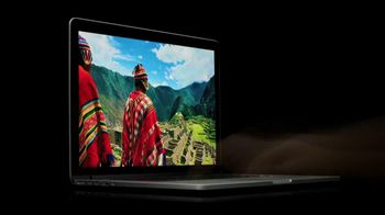 Apple MacBook Pro with Retina Display TV Spot, 'Dimensions'