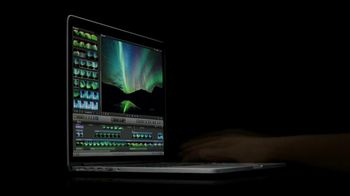 Apple MacBook Pro with Retina Display TV Spot, 'Dimensions' - Thumbnail 6