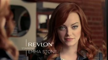 Revlon TV Spot For Super Lustrous Lipstick Featuring Emma Stone - Thumbnail 1