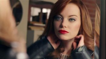 Revlon TV Spot For Super Lustrous Lipstick Featuring Emma Stone - 1421 commercial airings