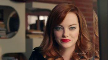Revlon TV Spot For Super Lustrous Lipstick Featuring Emma Stone - Thumbnail 5