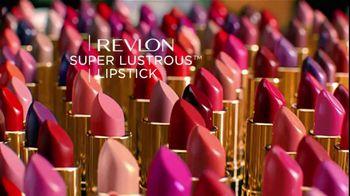Revlon TV Spot For Super Lustrous Lipstick Featuring Emma Stone - Thumbnail 6
