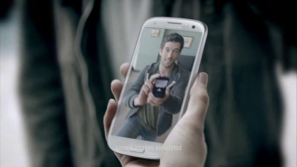 Sprint/Nextel TV Commercial For Samsung Galaxy S III
