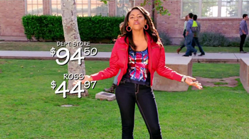 Ross TV Spot For Zoe With Fall Fashion Trends - Thumbnail 6
