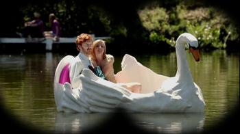 Slim Jim Steakhouse Strips TV Spot, 'Swan Boat' - Thumbnail 2
