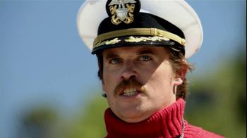 Slim Jim Steakhouse Strips TV Spot, 'Swan Boat' - Thumbnail 4