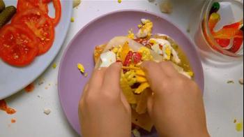 Bounty Extra Soft TV Spot, 'Sandwich' - Thumbnail 3