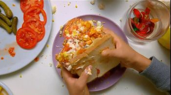 Bounty Extra Soft TV Spot, 'Sandwich' - 304 commercial airings