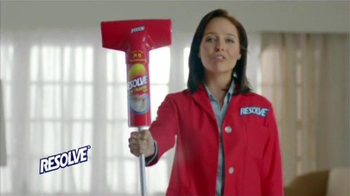 Resolve Carpet Cleaner TV Spot For Resolve Easy Clean