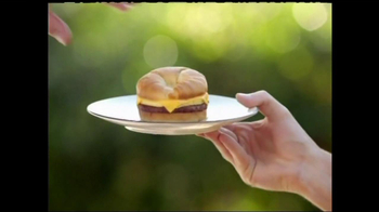 Jimmy Dean Croissant Sandwiches TV Spot, 'Low Cloud' - Thumbnail 4