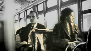 Colorado State University TV Spot For Rosa Parks Inspiration - 9 commercial airings