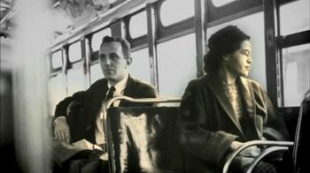 Colorado State University TV Spot For Rosa Parks Inspiration