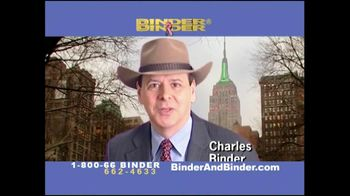 Binder and Binder TV Spot For Social Security Benefts - 2388 commercial airings