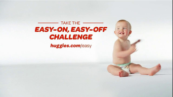 Huggies TV Spot For Little Movers Slip-On Diapers - Thumbnail 10