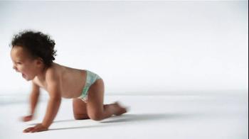 Huggies TV Spot For Little Movers Slip-On Diapers - Thumbnail 2