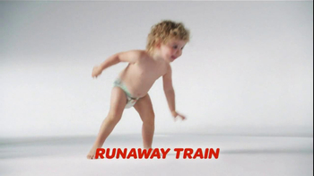 Huggies TV Spot For Little Movers Slip-On Diapers