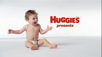Huggies TV Spot For Little Movers Slip-On Diapers - Thumbnail 4