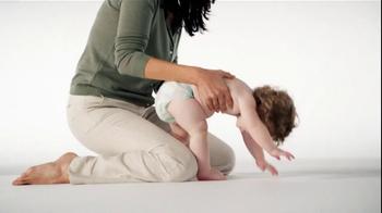 Huggies TV Spot For Little Movers Slip-On Diapers - Thumbnail 8