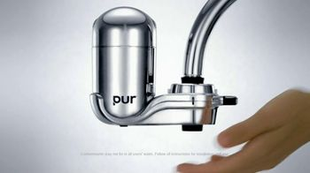 Procter & Gamble TV Spot For Pur Water Filter
