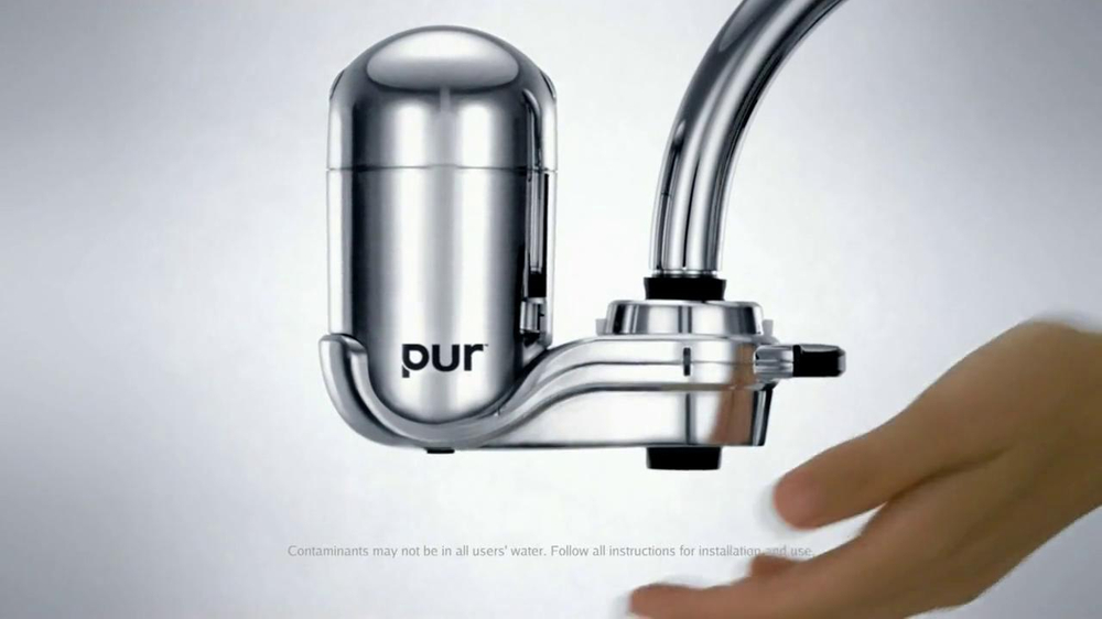 Procter & Gamble TV Commercial For Pur Water Filter