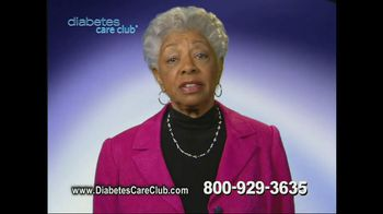 Diabetes Care Club Talking Meter TV Spot, 'Finger Stab'