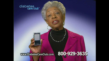 Diabetes Care Club Talking Meter TV Spot, 'Finger Stab' - Thumbnail 5