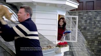 Farmers Insurance TV Spot, 'Roof Discounts' - Thumbnail 6