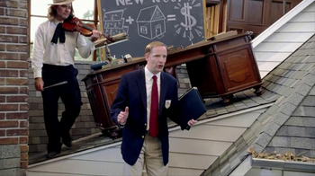 Farmers Insurance TV Spot, 'Roof Discounts' - Thumbnail 7