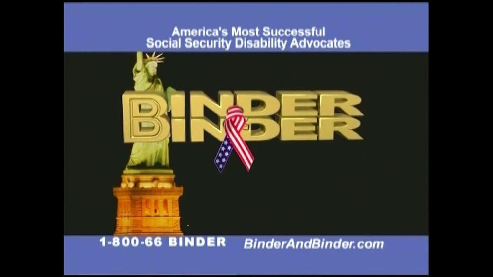 Binder and Binder TV Commercial, 'Intimidates'