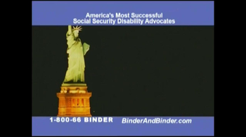 Binder and Binder TV Spot For Social Security - Thumbnail 1