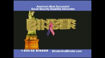 Binder and Binder TV Spot For Social Security - Thumbnail 2