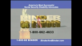 Binder and Binder TV Spot For Social Security - Thumbnail 6