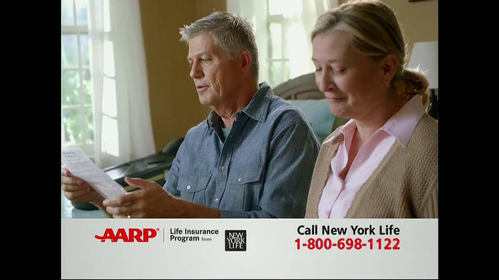 New York Life Aarp >> AARP Healthcare Options TV Commercial For Applying Is Easy - iSpot.tv
