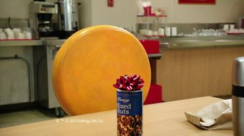 Cheez-It TV Spot For Cheese Maturity