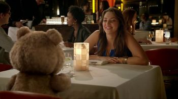 Axe Messy Hair TV Spot, 'Ted'