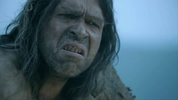 Target TV Spot For S'mores Ingredients Featuring Cavemen - Thumbnail 3