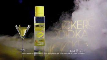 Pucker Vodka TV Spot For Lemonade Lust Vodka - Thumbnail 7
