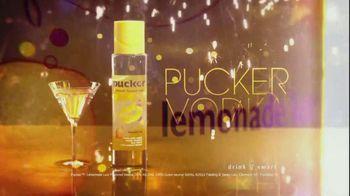 Pucker Vodka TV Spot For Lemonade Lust Vodka - Thumbnail 6
