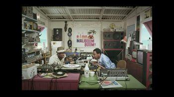 Malibu Rum TV Spot For Radio Maliboom Boom Cocktail