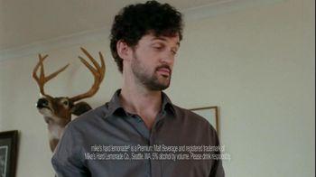 Mike's Hard Lemonade TV Spot, 'Deer Visit' - Thumbnail 4