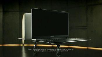 Samsung Series 9 Laptop TV Spot, 'Shootout' - Thumbnail 3