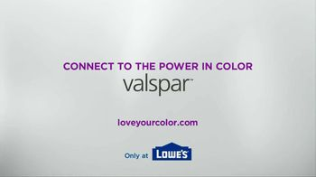 Valspar Corporation TV Spot For The Right Color Guarantee - Thumbnail 6
