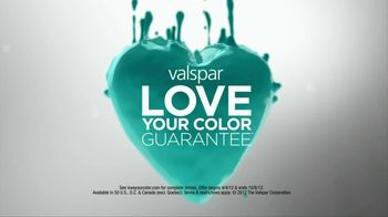 Valspar Corporation TV Spot For The Right Color Guarantee