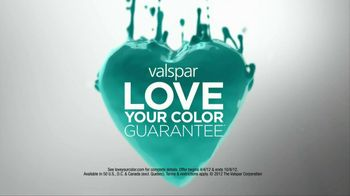 Valspar Corporation TV Spot For The Right Color Guarantee - Thumbnail 3
