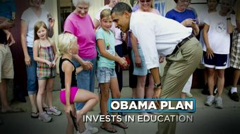 Obama for America TV Spot For Economic Crisis - Thumbnail 7