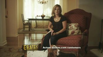 Ebates TV Spot For $10 Gift Card For New Members