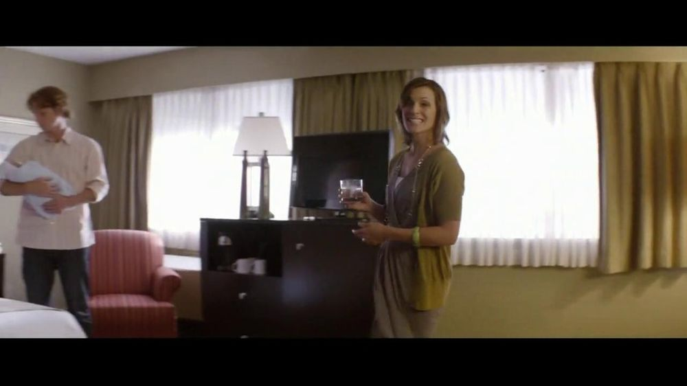 Best Western TV Commercial For Summer Promotion 2012