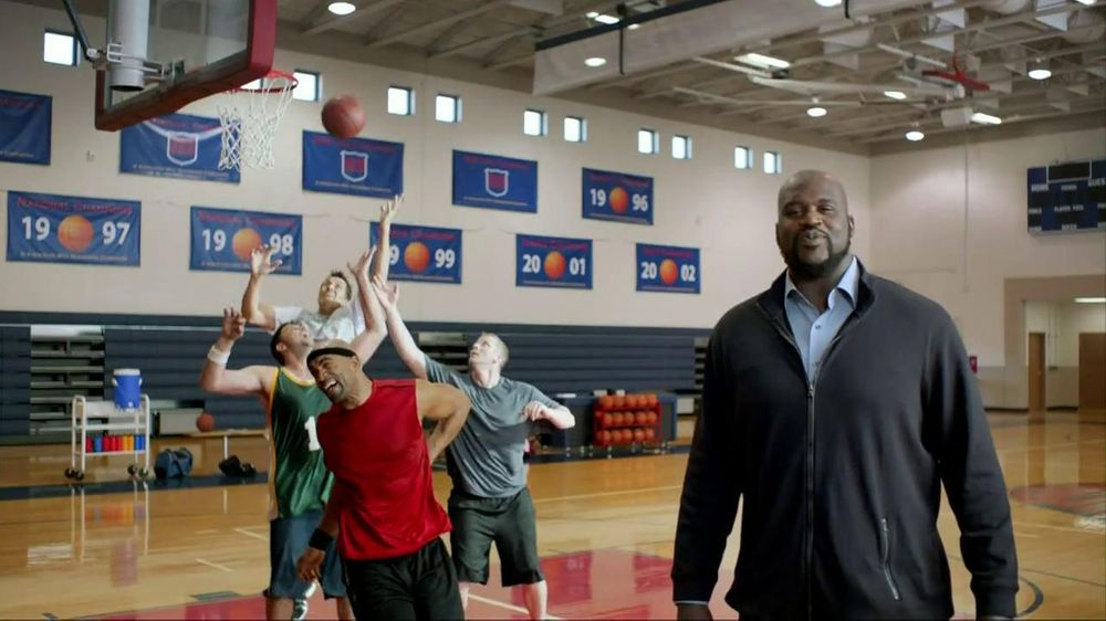 Icy Hot Medicated Patch TV Commercial Featuring Shaquille O'Neal
