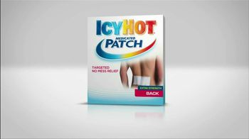Icy Hot Medicated Patch TV Spot Featuring Shaquille O'Neal - Thumbnail 4